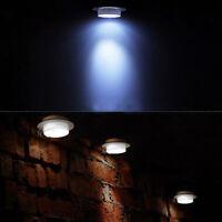Eg _3 LED Solaire Alimenté Automatique Sensibles Capteur Spot Lampe Projecteur