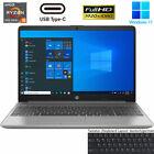 HP 255 G8 Notebook 15,6 Zoll AMD Ryzen 5 5500U 8GB DDR4 512GB m.2 SSD Windows 11