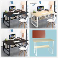 Corner Computer Desk  PC Table Workstation Home Office Study Furniture w/ Shelve