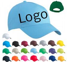 Personalisierte Stickerei Basecap, Cap mit Logo/Text selbst gestalten
