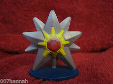 1 POKEMON personaggio: Starmie, ca. 4,5 cm, usato, TOMY/Figure/f30