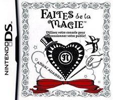 Faites de la magie -  JEUX DS - NEUF