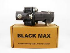 BLACK MAX HEAVY DUTY UNIVERSAL PIVOT DRIVE LINE COUPLER WITH IN-FLEX TECHNOLOGY
