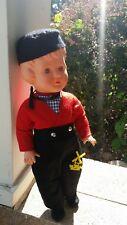 Volendam Holland doll vintage vinyl complete with original clothing ethnic EUC