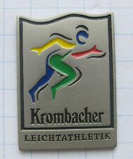 KROMBACHER / LEICHTATHLETIK ..................Bier-Pin (121a)
