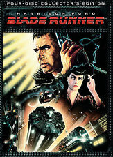 Blade Runner - The Complete Collectors Edition Dvd Free Shipping
