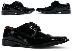 Men New Smart Fashion Wedding/Office Lace Up Formal Shoes UK Size 6-11