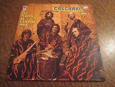 33 tours LES CALCHAKIS volume 7 les flutes de l'empire inca