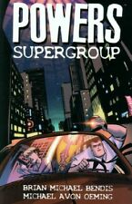 Powers TPB V4 NM 2004 Image Comic Book
