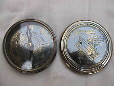 """3"""" Retro Compass~Directional old style Maritime Brass~Compass in antique Style."""