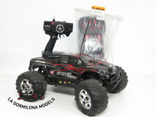DR1 HPI - 1/8 Savage XL FLUX 4WD Electric Monster Truck + NEW BODYWORK