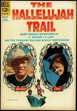 The Hallelujah Trail Comic 1965- Movie Western Dell Silver Age F/VF