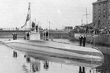 WW1 - Sous-marin allemand UC5 mouilleur de mines