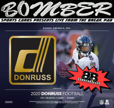 Green Bay Packers 2020 Panini Donruss Football 6 Box 1/3 Case Break 7