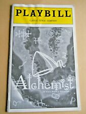 February 2000 - The Classic Stage Company Theatre Playbill - The Alchemist