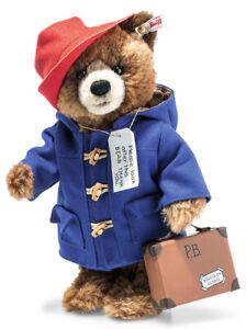 Steiff Paddington Bear - 2021 limited edition collectable teddy - 35cm - 691041