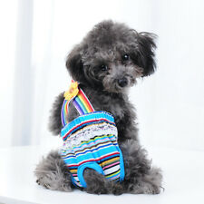 Pet Dog Diaper Puppy Sanitary Panties Physiologic Underwear Cute Stripe Shorts