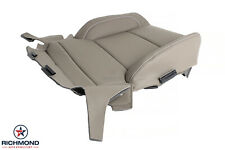2015-2016 Chevy Tahoe Suburban LTZ -Driver Side Bottom Leather AC Seat Cover Tan