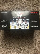 Dale Earnhardt Jr Andy Pilgrim Kelly Collins #3 2001 C5-R Corvette 1:43 Action