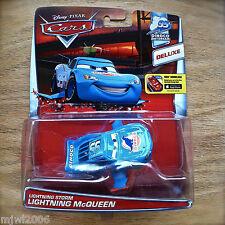 Disney PIXAR Cars LIGHTNING STORM MCQUEEN diecast DINOCO DAYDREAM 5/9 DELUXE