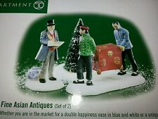Department 56 Fine Asian Antiques Dickens Village Series