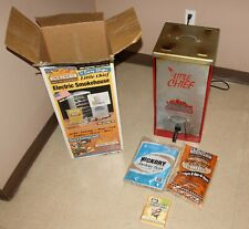 Little Chief electric smokehouse smoker model 9900 front loader - tested good