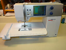 Bernina Artista 630 computerized sewing /quilting machine w/HD sew table upgrade