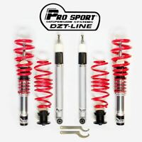 Coilover Suspension Kit ProSport DZT Audi B8 A4 Saloon & Avant Quattro 2007-2015