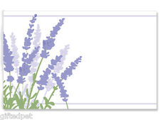 Lavender Fields Enclosure Cards w/Envelopes