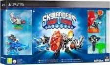 PS3 Skylander TRAP TEAM Starter pack LEGENDARY Ultimate KAOS WILD FIRE DARK trap