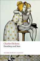 Dombey & Son (Oxford World's Classics) By Charles Dickens