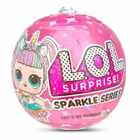 LOL Surprise SPARKLE ball Bling Series 2 Sisters Glam Glitter 7 Surprises Sealed
