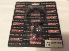 WRP Pro Launch  KTM SX 125 250 380 400 520 WD LC- 406 Black / Red Universal