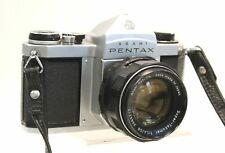ASAHI PENTAX S1a SLR Camera W/ Super-Takumar 50mm f/1.4 M42 Mount Lens  - K25