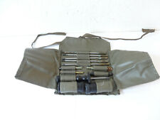 Swiss Army Military S.I.G. Gun Cleaning Kit used but nice 30-50 caliber nice !