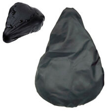 Bicycle Saddle Covers Waterproof Bike Seat Cover Black Cycling Seat Protective