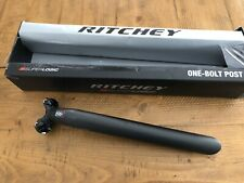 NEW Ritchey Superlogic Carbon Fiber Seatpost  31.6 300mm 25mm Offset