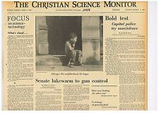 More details for martin luther king assassinated riots gun control memphis  april 9 1968 b16