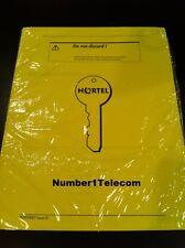 Nortel Norstar Call Pilot 100 / 150 8-Seat Voice Mailbox Ntkc0093 Keycode Code