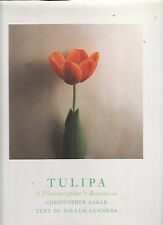 TULIPA : A PHOTOGRAPHER'S BOTANICAL - CHRIS  BAKER & WILLEM LEMMERS tulips  ej