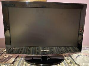 """SAMSUNG LE19B450C4W 19"""" LCD TV HD READY 1366x768 USATA OTTIME CONDIZIONI !!"""
