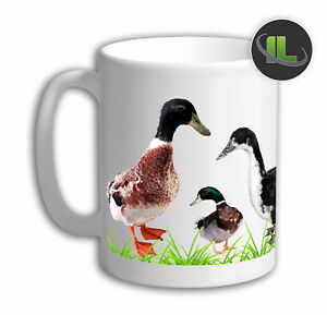 Personalised Goose geese mug Duck Mug Cup. Customise with your own text. IL719