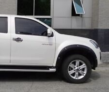 Textured Fender Flares For Isuzu D-Max Double Cab 2012-2020