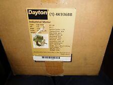 Dayton Fractional HP Motors 4K936BB 1/3 HP