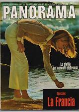 PANORAMA 33 / 1965 calcolatrice manifesti FRANCIA: luoghi costumi spettacoli ecc