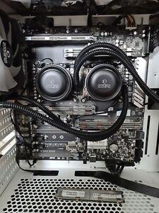 Gaming/Server Mainboard mit CPU