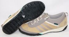 NEW Womens Sz 7 ADIDAS Daroga Sleek B40326 Tan Trail Running Sneakers Shoes