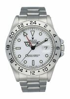 Rolex Explorer II 16570 Polar Men's Watch