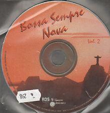 VARIOUS - Bossa Tout le temps Nova Vol. 2 - Rds