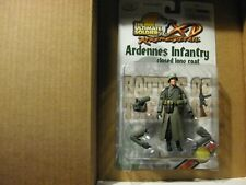 1/18 Ultimate Soldier Xtreme Detail WWII GERMAN Ardennes Infantry Long Coat
